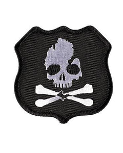 Michigan Skull & Bones Highway Pirate Patch
