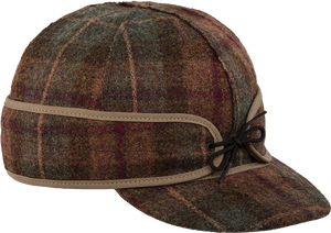 The Original Stormy Kromer® Cap - Partridge Plaid