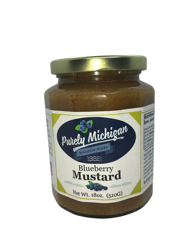 Blueberry Mustard - 18oz