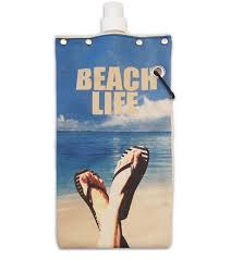 BEACH LIFE - CANVAS CANTEEN 750ML
