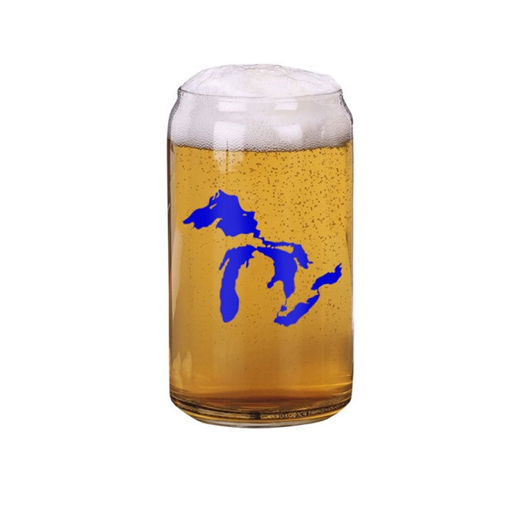 Great Lakes Beer Glass