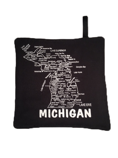 Michigan Hot Pad