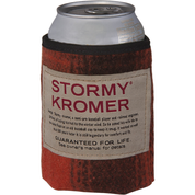 Stormy Kromer Can Cooler