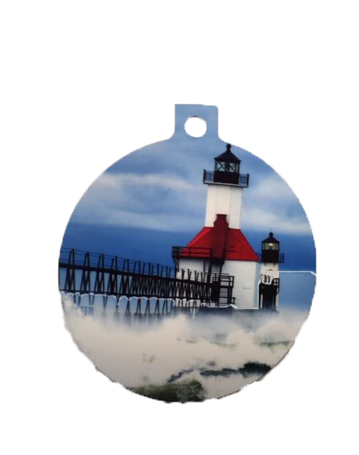 St Joseph Lighthouse Ornament