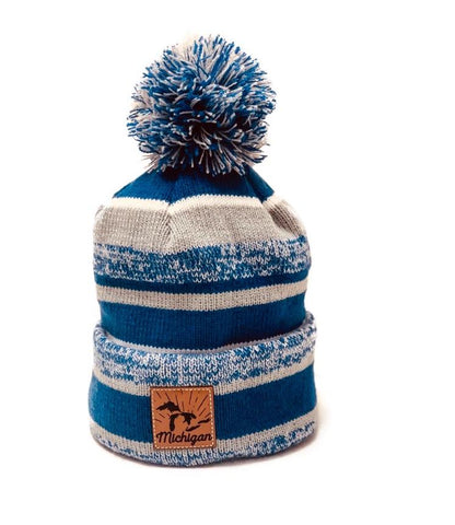 Great Lakes Winter Beanie
