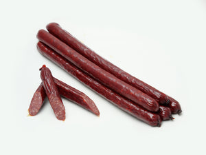 Honey BBQ Venison Snack Sticks