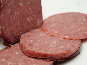 Honey BBQ Venison Summer Sausage