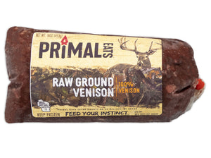 Ground Raw Venison