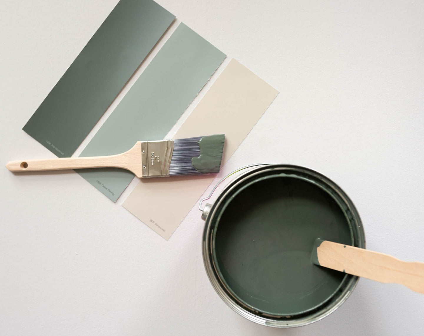 Colour Card Samples | Digby Paints