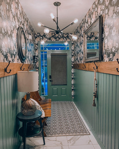 Image of Uncluttered House's entryway makeover 1