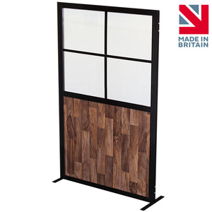 Hospitality Screen - Partition Sneeze Guard Divider
