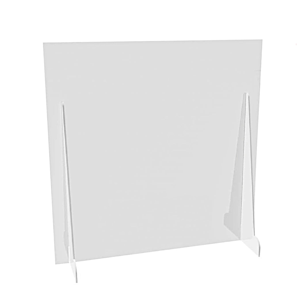 Sneeze Guard Partition Screen Divider | 2 Sizes Available