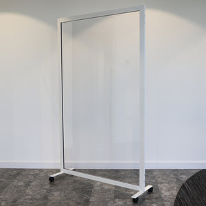 Commercial - Partition Sneeze Guard Divider Screen