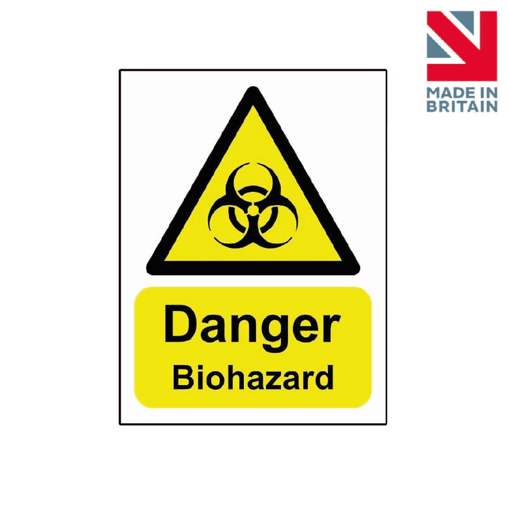 Sign | Danger Biohazard