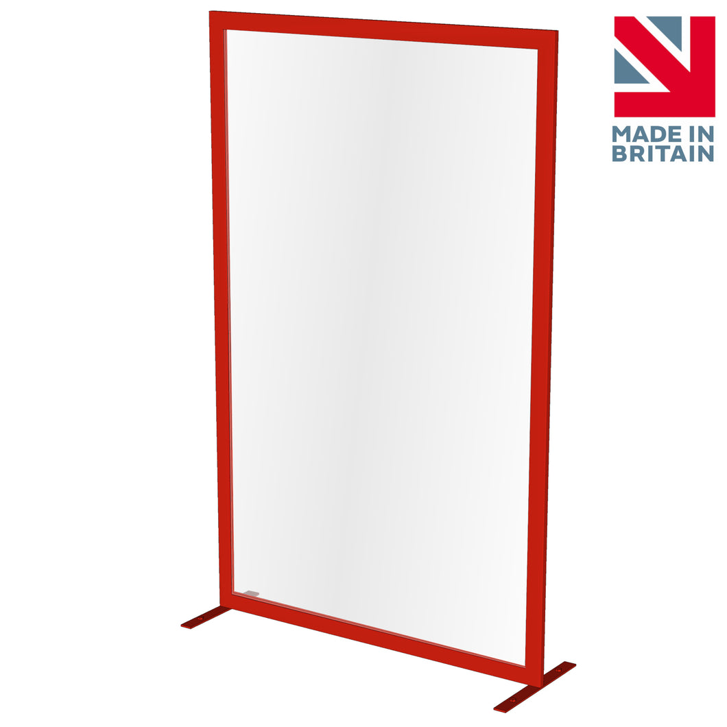 Industrial Screen - Partition Sneeze Guard Divider
