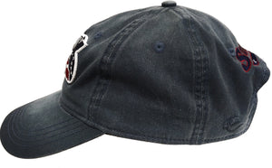Pigment Dyed Washed Adjustable Low Rider Cap