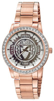 Lumbee Ladies Citizen Watch Rose w/crystals