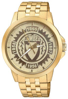 Lumbee Gents Citizen Watch Gold Tone BE2013-56P