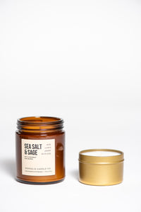 SEA SALT & SAGE (Travel)