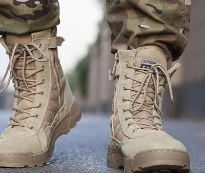 Best Fit Tips for New Military Tactical Boots