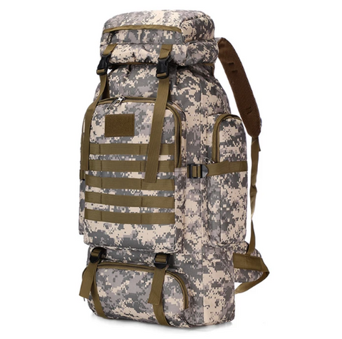 CITYCAMO Archon 3 Day Camo Ruck Pack - Best Tactical Backpacks of 2020
