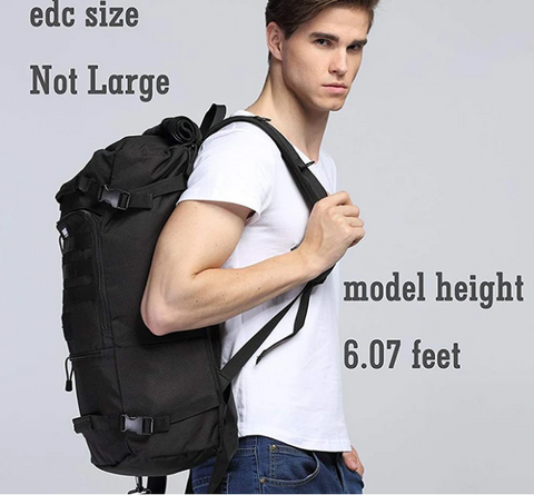 Compact Modular Style Backpack - Best Tactical Backpacks of 2020