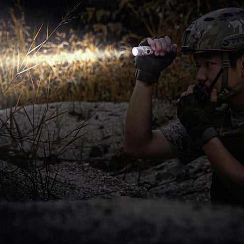 What Is A Tactical Flashlight?