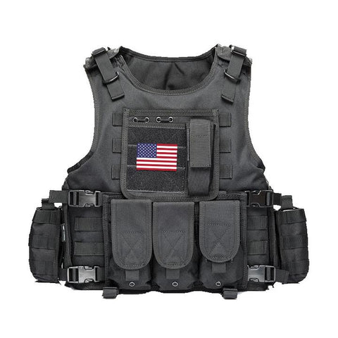 Styles of Tactical Vests