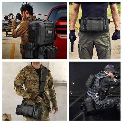 Tour of Duty Outdoor 72 Backpack - Best Tactical Backpacks of 2020