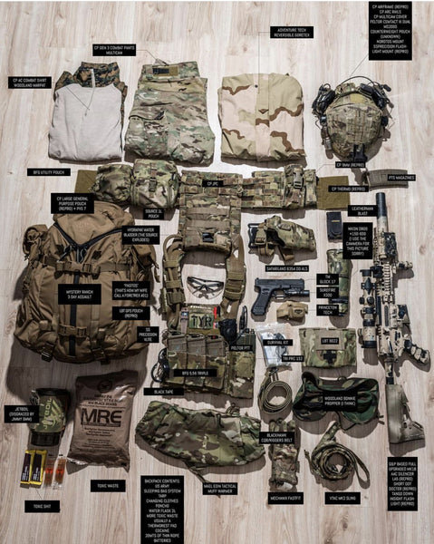 3 Tips for Caring for Your Tactical Gear
