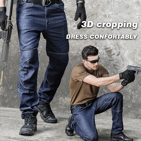 Best Tactical Pants of 2020 - Archon Slim Tactical Jeans