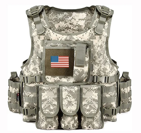 ACU Modern Elite Tactical Vest - Best Tactical Vests 2020