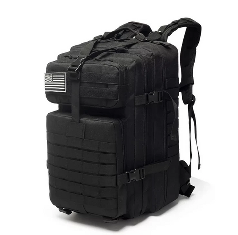 BLACK Blackhawk Pro Tactical Backpack - Best Tactical Backpacks of 2020