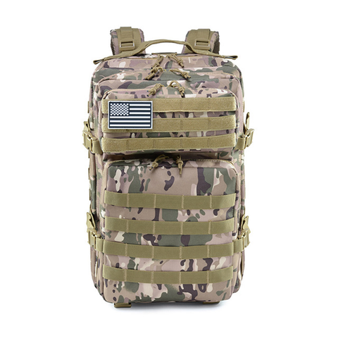 CITYCAMO Blackhawk Elite Outdoor Tactical Assault Pack - Best Tactical Backpacks of 2020