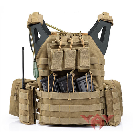 COYOTE Elite Tactical Strike Force Plate Carrier - Best Tactical Vests 2020