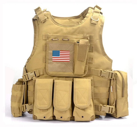 COYOTE Modern Elite Tactical Vest - Best Tactical Vests 2020