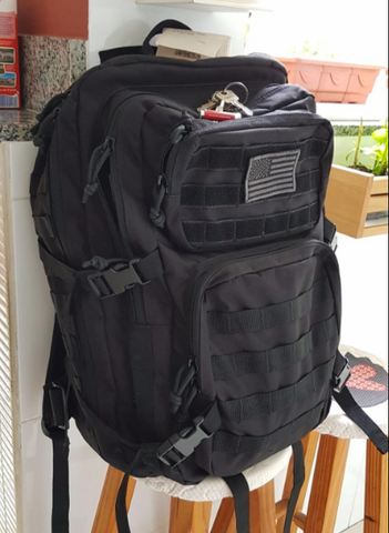 Customer Images: Blackhawk Tactical Backpack - Best Tactical Backpacks 2020