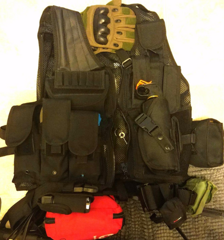 Customer Images: Elite Sportsman Tactical Scenario Vest - Best Tactical Vests of 2020