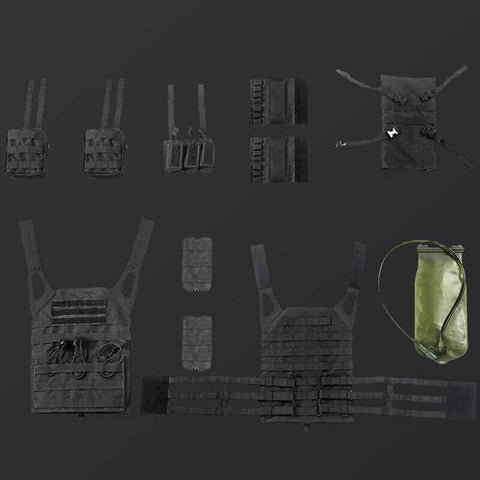 Elite Tactical Strike Force Plate Carrier - Best Tactical Vests of 2020