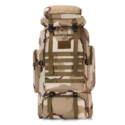 KHAKI Archon 3 Day Camo Ruck Pack - Best Tactical Backpacks of 2020