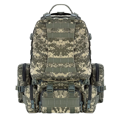 MULTICAM Tour of Duty Outdoor 72 Backpack Military Tactical Backpack - Best Tactical Backpacks of 2020