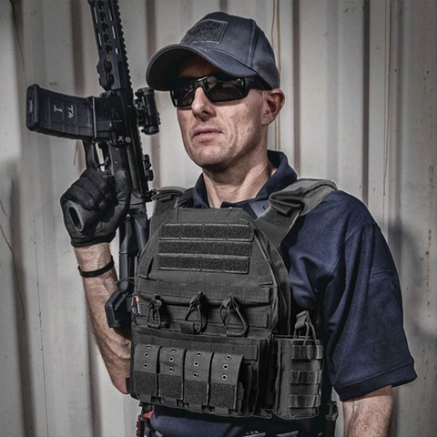 Modular Rapid Assault Tactical Vest - Best Tactical Vests 2020