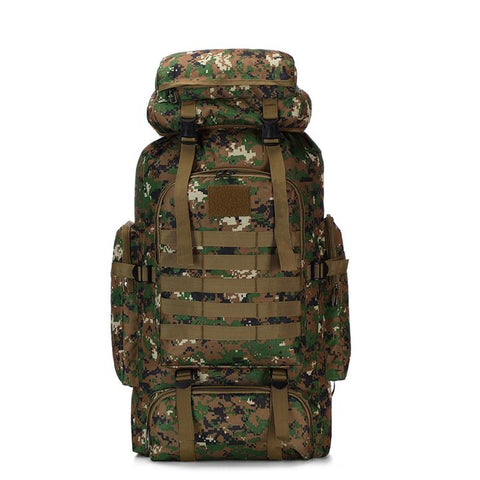 RAINCAMO Archon 3 Day Camo Ruck Pack - Best Tactical Backpacks of 2020