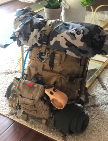 RUSH12 Tactical Military Backpack- Best Tactical Backpacks of 2020