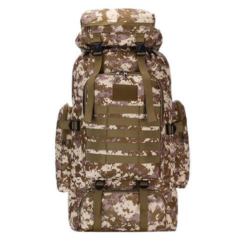 SANDSTONE Archon 3 Day Camo Ruck Pack - Best Tactical Backpacks of 2020