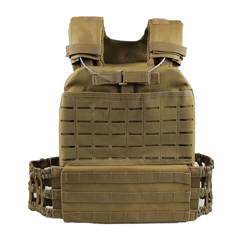 COYOTE Taclite MOLLE Defense Plate Carrier - Best Tactical Vests 2020