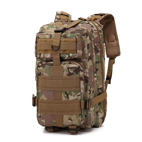 WOODLAND DIGITAL Lightweight 24 Military Backpack - Best Tactical Backpacks of 2020
