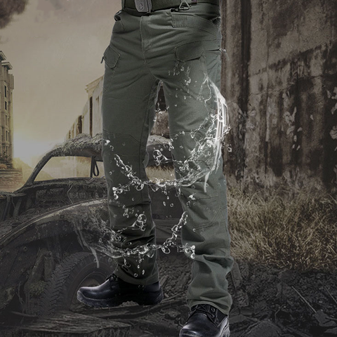 Best Tactical Pants of 2020 - TWS IX7 Waterproof Tactical Pants
