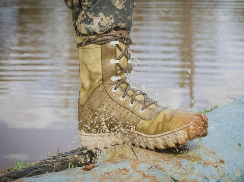 How To Clean Tactical Miltary Boots?