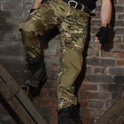 Thunder Speed Camo Combat Pants